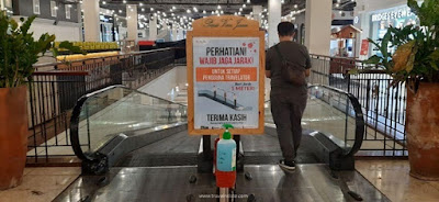 tips saat main di mall