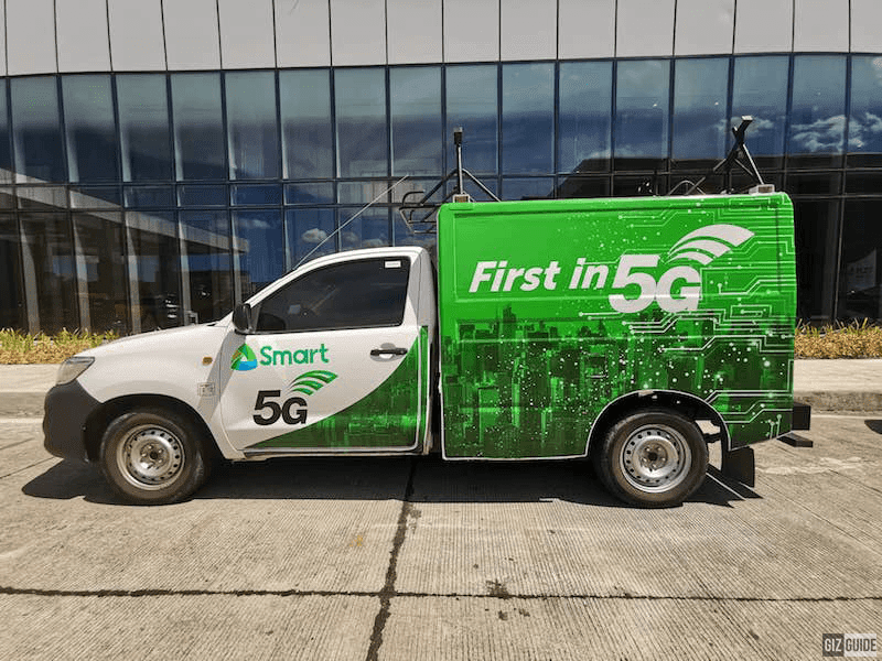 PLDT and Smart to launch 5G services by Q4 2019