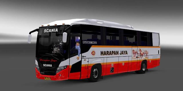 Livery Scorking Harapan Jaya