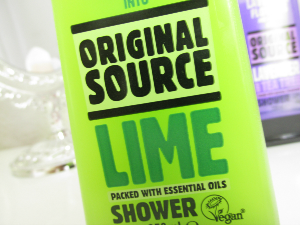Original Source Lime Shower