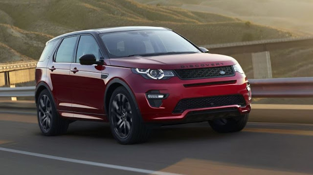 2016 latest Land Rover Discovery Sport Four Seasons Update