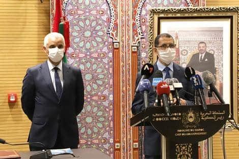 العثماني يكشف حيثيات القرار المفاجئ بمنع التنقل بعدد من المدن المغربية الفيديو