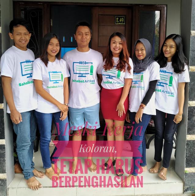 SahabatArtikel Rekomendasi Jasa Penulis Artikel di Indonesia