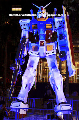 Japanese Gundam model, action figure, Singapore