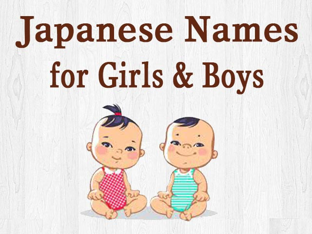 710 Japanese Names for Girls & Japanese Names for Boys With Meanings