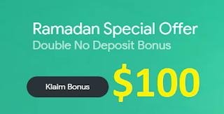 Bonus Forex Tanpa Deposit Ramadan $100 - SuperForex