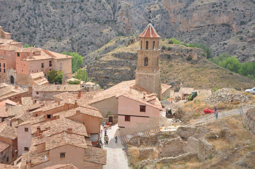 Eurona pueblos rurales