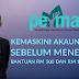 Kemaskini Akaun Bank Sebelum Menerima Bantuan RM 500 & RM 100 (GKP)