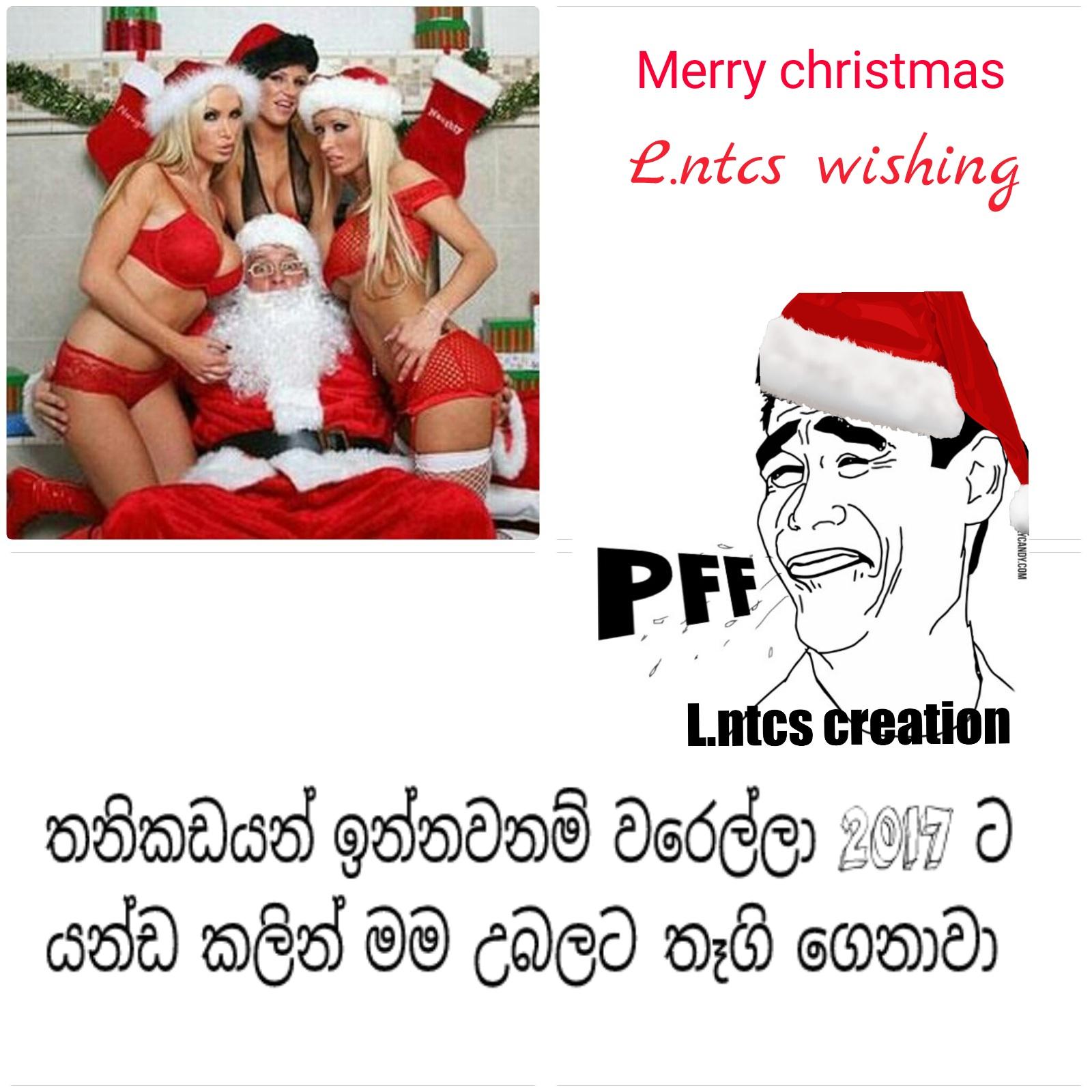 lakshanntcs : lakshan ntcs jokes creations - christmas joke
