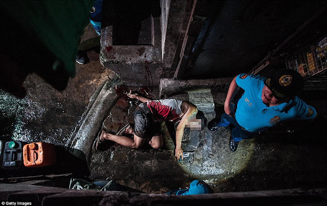 PH drug war death tally reaches 27 drug men killed in a single day
