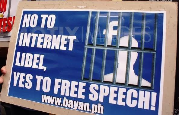 online libel