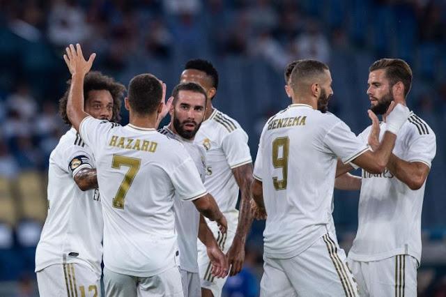 رسمياً.. ريال مدريد يعلن عن إصابة لاعبه