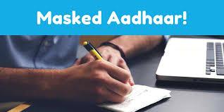 How to download the Masked Aadhaar