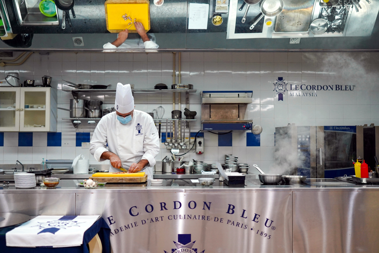 le cordon bleu malaysia: chef instructors share their favourite recipes for fish & snails
