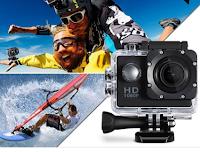 Logo Con DokiShop gioca e vinci gratis una fotocamera impermeabile HdPro