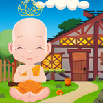 Games4King - Cute Baby Buddha Rescue