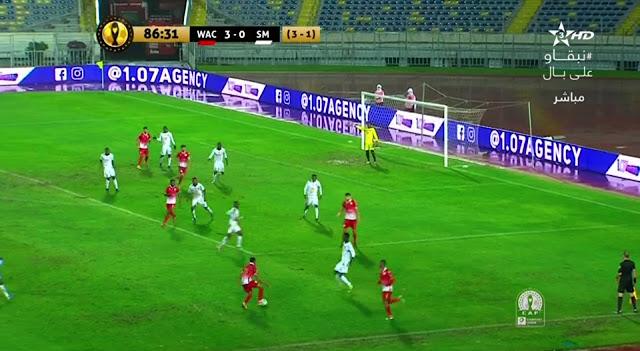 ملخص مباراة الوداد الرياضي والملعب المالي (3-0) اليوم الاربعاء في دوري أبطال أفريقيا