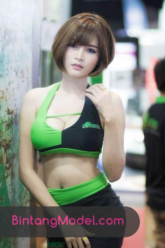 Model Clara Jenifer di #Bogor Jawa Barat