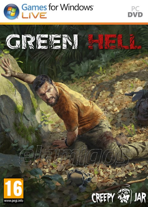Download Green Hell (2019) for pc