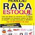 11 lojas participam do Rapa Estoque, neste sábado (14)