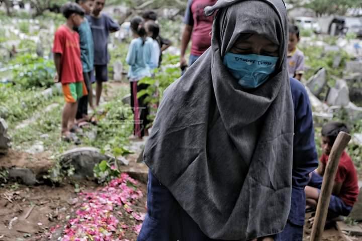 Innalillahi, Menyedihkan, Seorang Pengungsi Rohingya di Aceh Tutup Usia