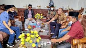 Kesalah Fahaman Ketua DPRD Dan EFRIYANTONI Selselesai Damai