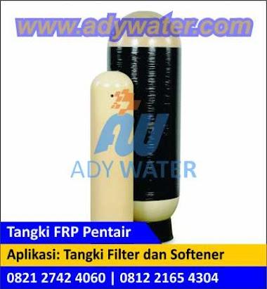 Spesifikasi Tangki FRP Pentair | Tangki Filter dan Softener