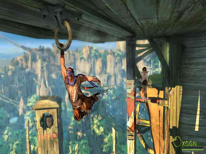 how to download prince of persia 2008 for pc