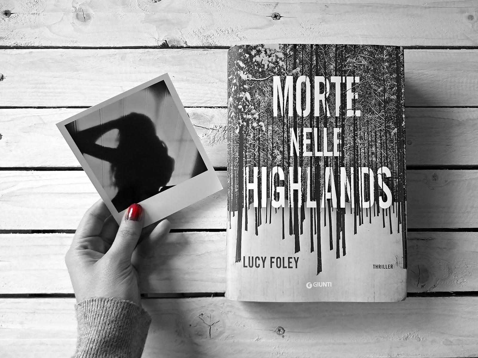 Lucy RecensioneMorte Foley Nelle Highlands Giunti 54L3ARjq