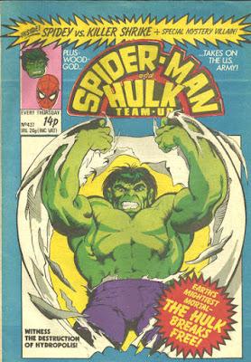 Spider-Man and Hulk Team-Up #437