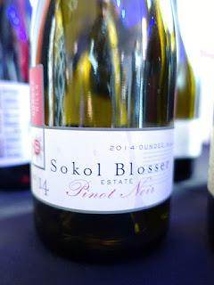 Sokol Blosser Pinot Noir 2014 (91 pts)