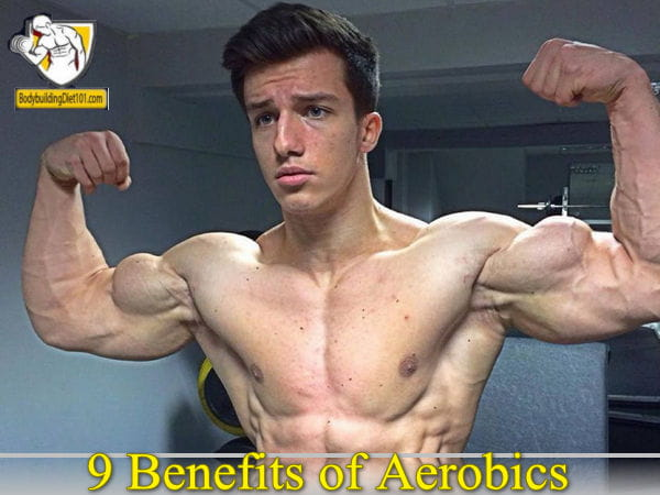 Aerobics is like a complete body workout. It gets you to breathe harder
