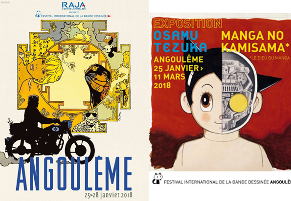 Festival International de la Bande Dessinée d'Angoulême - 2018