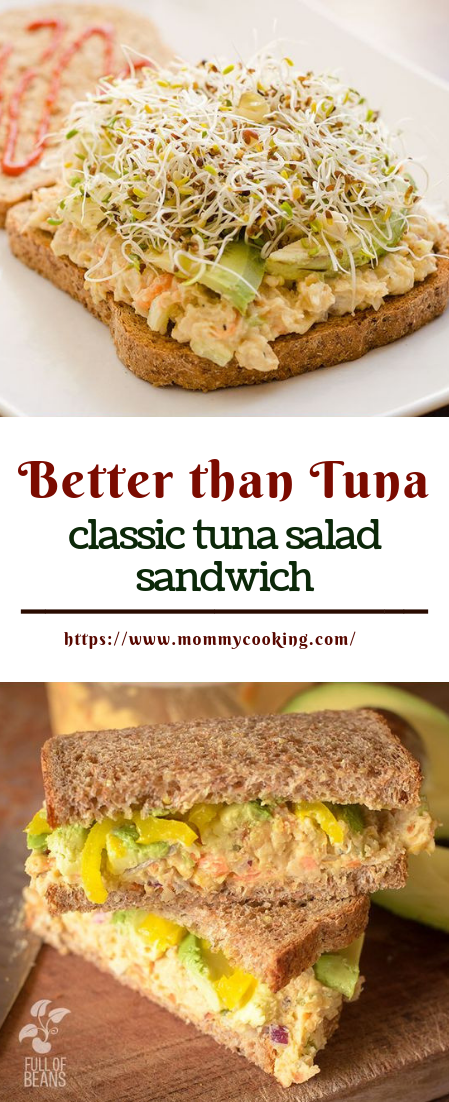 Better than Tuna #Portableandeasymeals #vegies