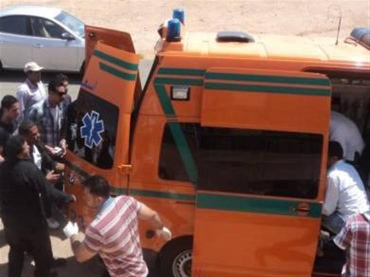إصابة 3 أشخاص بكسور وكدمات فى حادث انقلاب سيارة بمركز إدكو بالبحيرة