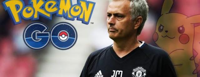 Mourinho se cansa de los Pokémon Go