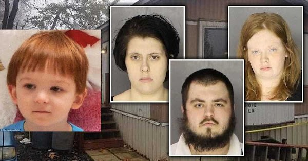 After How These 3 People Tortured A Child, The Death Penalty Is Too Kind