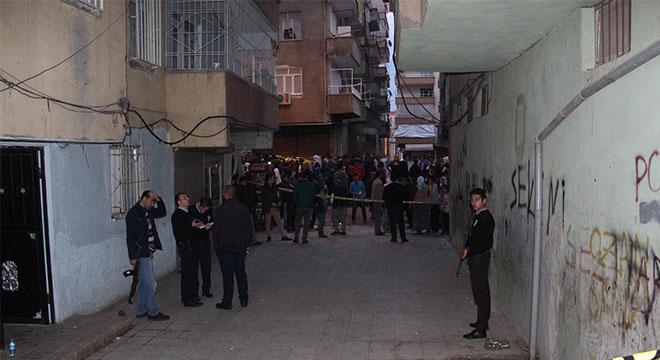 Diyarbakır Şeyh Şamil Mahallesinde 7. kattan düşen kadın hayatını kaybetti