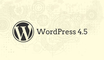 Wordpress Terbaru 4.5