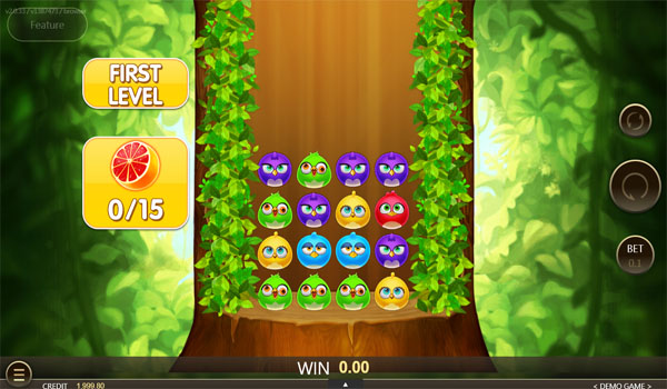 Main Gratis Slot Indonesia - Birds Party JDB Gaming