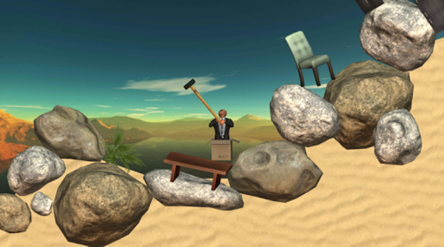 System Requirements For Getting Over It Game Download For PC