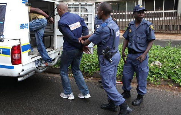 South African Man Arrested For The Murder Of His Ex- Girlfriend's 7- Year- Old Daughter
