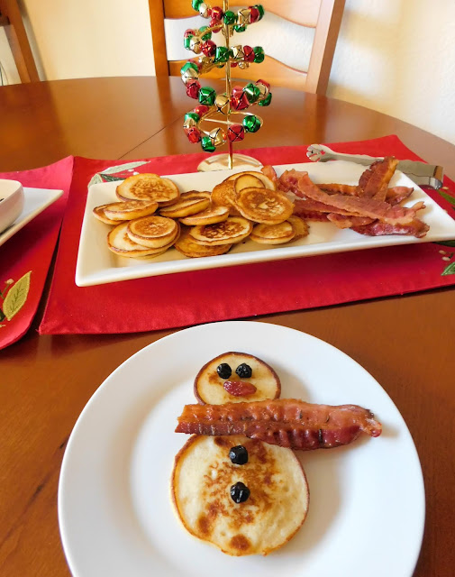 Christmas Breakfast Low Carb Bariatric Surgery Weight Loss Protein Kid Friendly