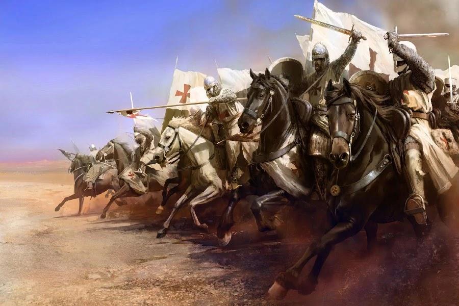 caballeros-medievales-caracteristicas