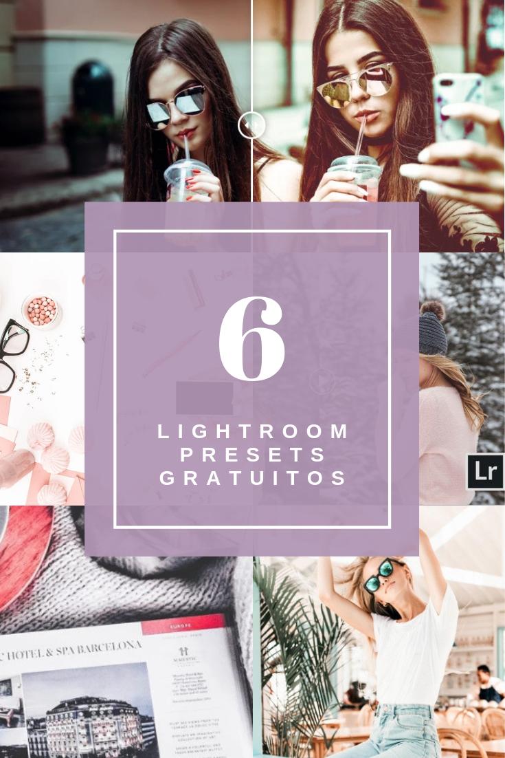 Lightroom: 6 Presets Gratuitos e Perfeitos para as suas Fotos!
