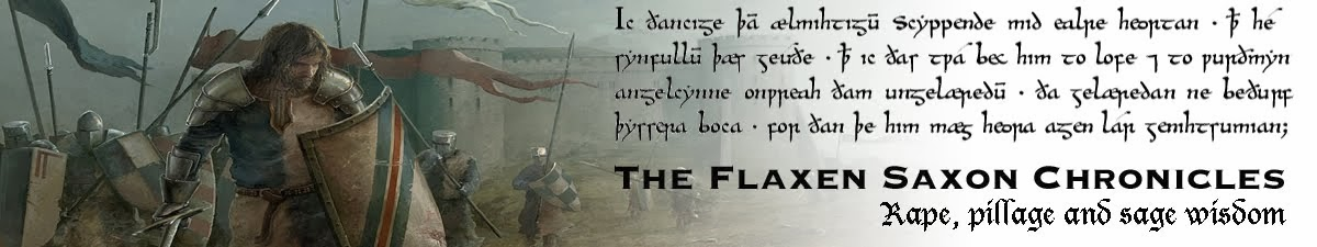 The Flaxen Saxon Chronicles