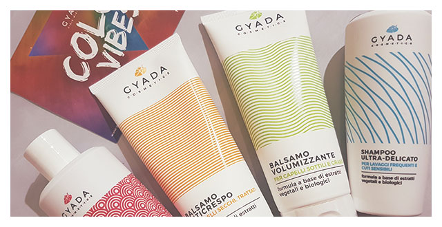 Gyada Cosmetics Color Vibes
