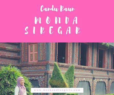 Candu Raun Monda Siregar, Blog Sang Dokter Gigi