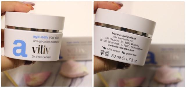 乾肌救星|瑞士醫學品牌 Viliv| h三重透明質酸保濕面霜 |viliv a 抗醣化緊膚面霜 - FullSizeRender 2B3 - 乾肌救星|瑞士醫學品牌 Viliv| h三重透明質酸保濕面霜 |viliv a 抗醣化緊膚面霜