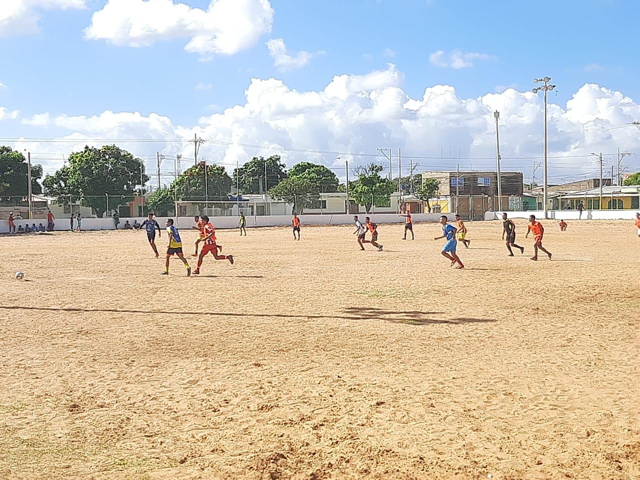 hoyennoticia.com, Junior busca en Maicao nuevos talentos futbolísticos